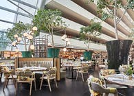 Singapore Style on the Rise - Aedas Interiors Refurbishes the RISE Restaurant at Marina Bay Sands in Singapore