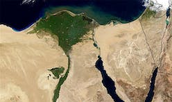 Egypt's urban growth threatens Nile farmland