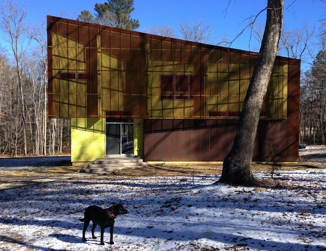 Jury Awards, Second Prize, Crabill Modern by Tonic Design. Photo courtesy Tonic Design