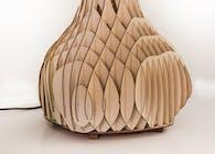 Sweet curves Lighting design