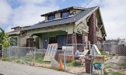 A City Invokes Seizure Laws to Save Homes
