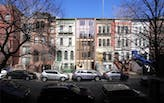 """The five finalist entries for NYC's """"Big Ideas for Small Lots"""" affordable housing competition"""