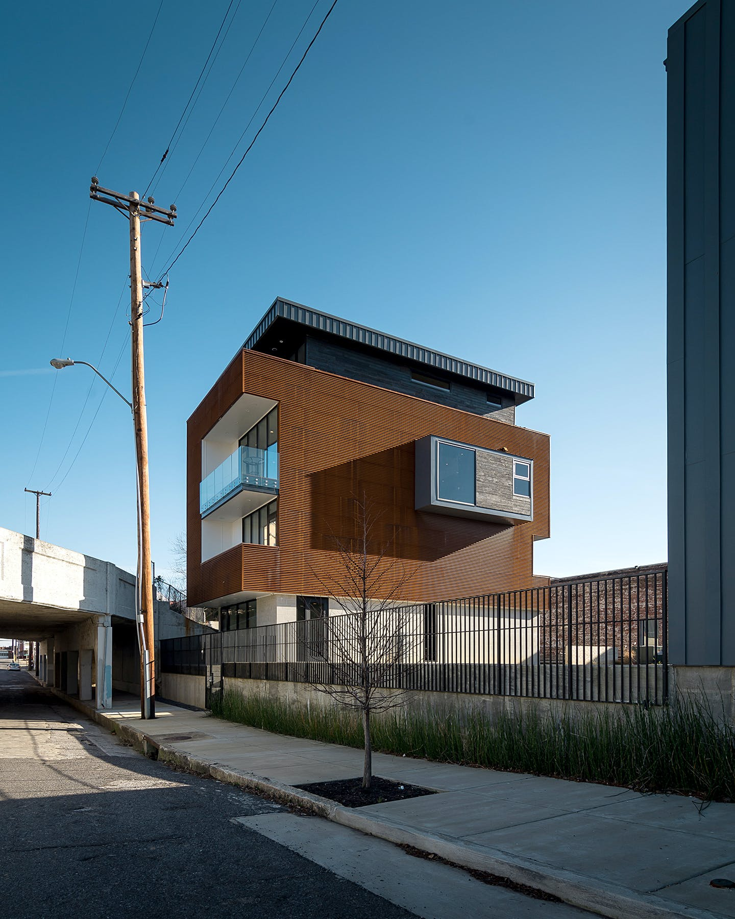 Woodard Residence Archimania Archinect