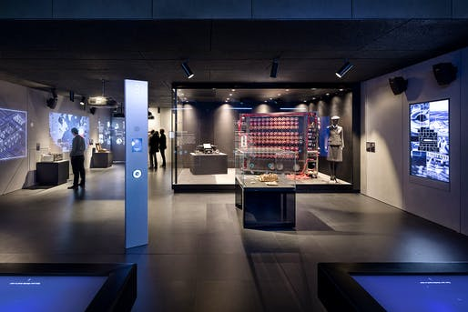 Oct 22: Spyscape Museum, Architect: Adjaye Associates, Photo: Scott Frances.