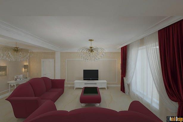 Interior design living ~ 5 essential criteria in creating a project