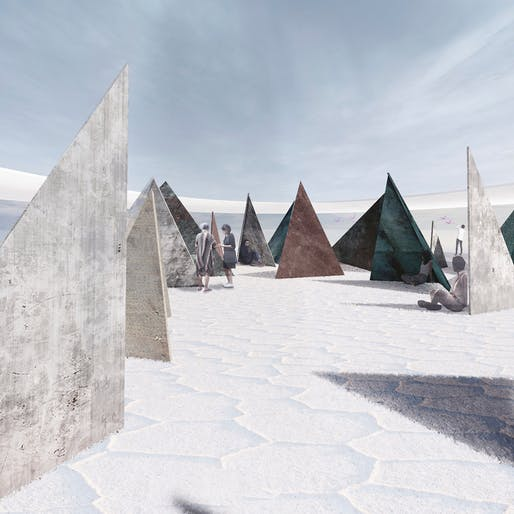 Pop up and Temporary Structures Award Winner – A Tale of Time by Abhinav Goel, Karthika Ranjit (India)