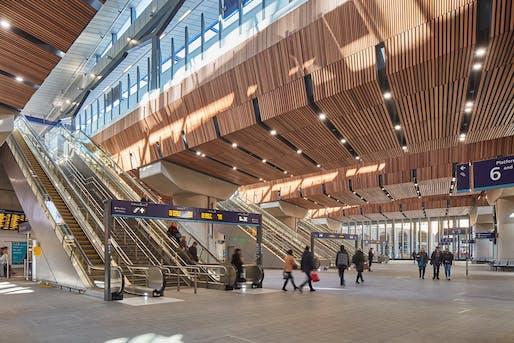 London Bridge Station. Photo: Paul Raftery.