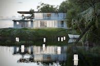 Crescent House by Saota