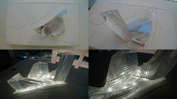 Concept Design Final Massing Model