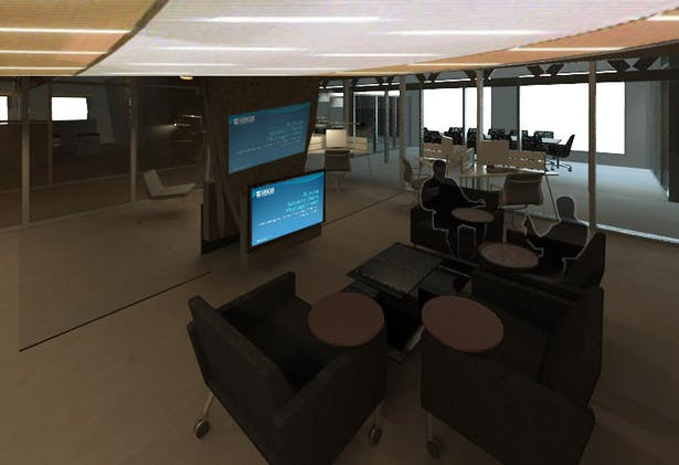 Collaborative Work Spaces