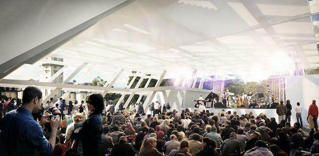Inside concert. Image © J. MAYER H.