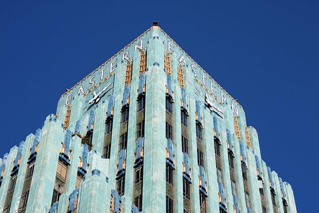 Eastern Columbia Building in Downtown Los Angeles. Image via flickr/Steven Bevacqua.
