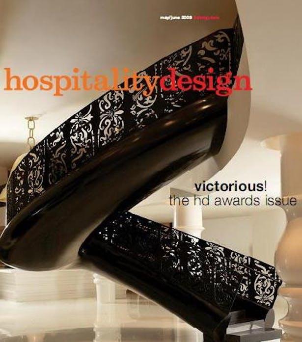 Hospitality Design - June 2009