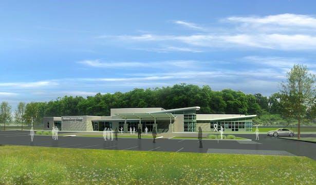 Adena Health System Cancer Center Jim Mcdonald Archinect