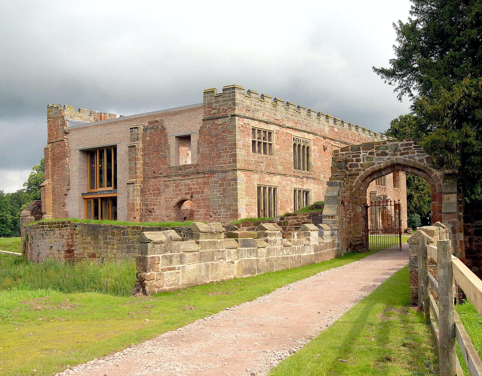 Astley Castle, Warwickshire By Witherford Watson Mann Architects; Photo:  Landmark Trust ...