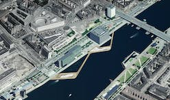 Kalvebod Waves aspires to become Copenhagen's new waterfront attraction