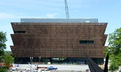 David Adjaye talks about woven architecture and his new D.C. museum