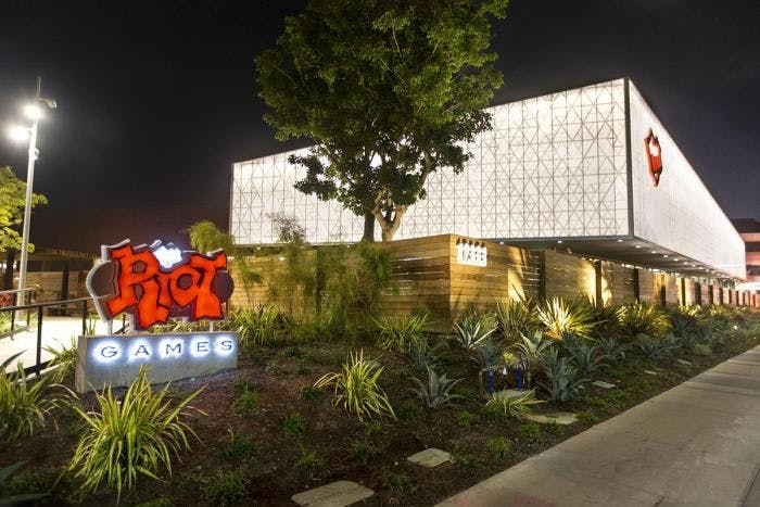 Riot Games Hq Erin Williams Archinect