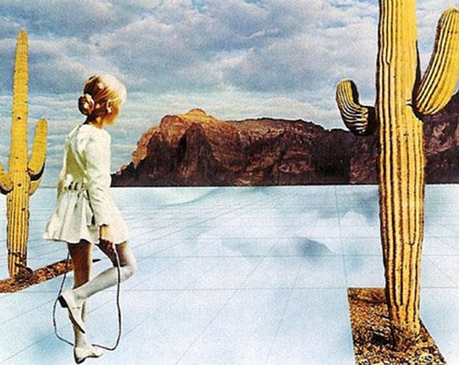 The Distant Mountain, Superstudio, 1972
