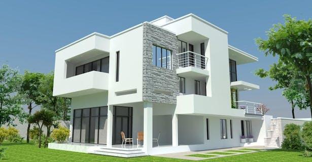 Building Architecture House Design Green Design Nepal