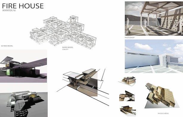 FIREHOUSE - MODEL