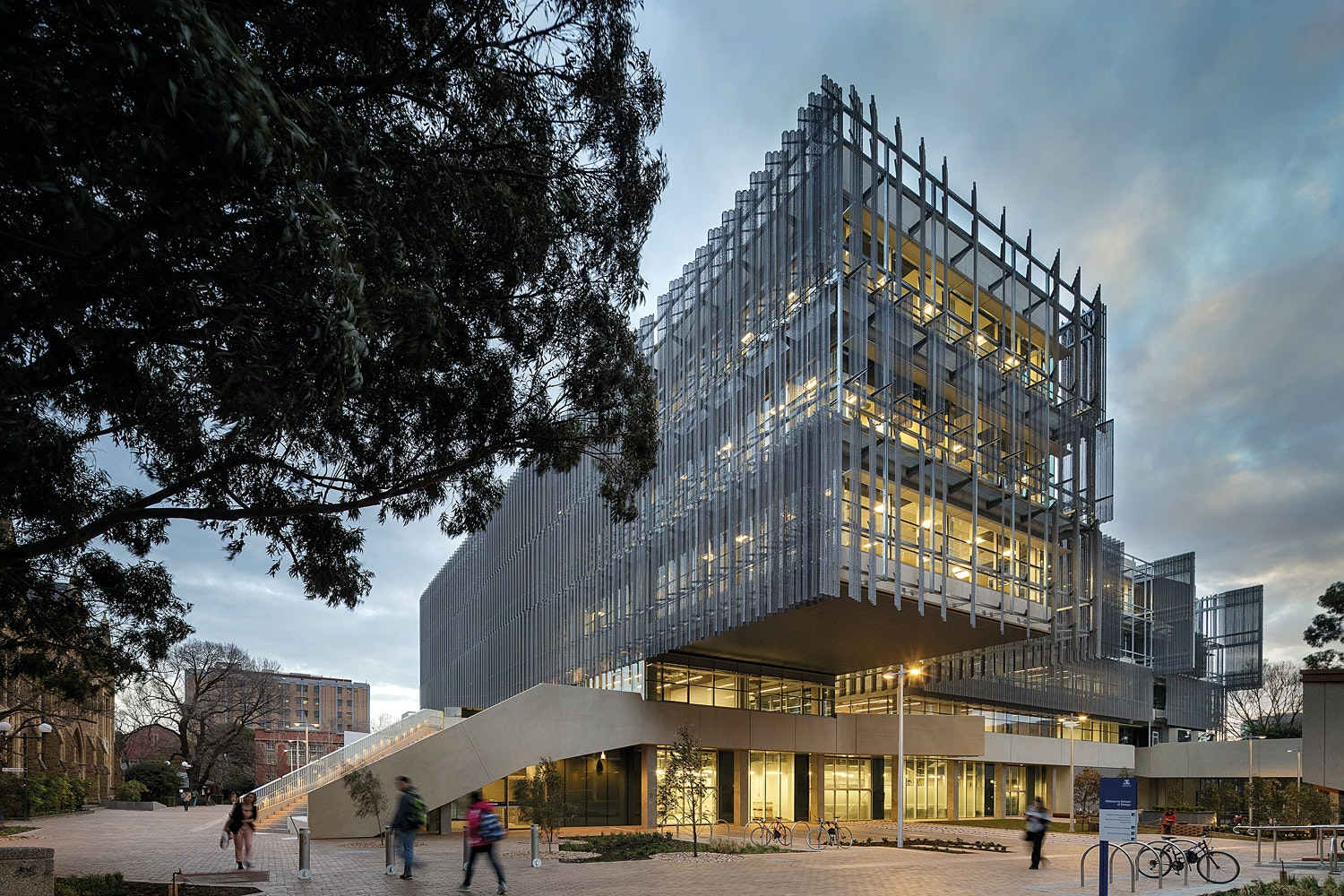 Educational Architecture   Daryl Jackson Award U2013 Melbourne School Of Design,  The University Of Melbourne By John Wardle Architects In Collaboration With  ...