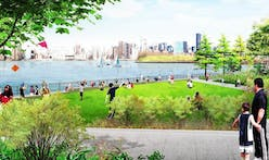 James Corner Field Operations Will Design a New Waterfront Park in Brooklyn