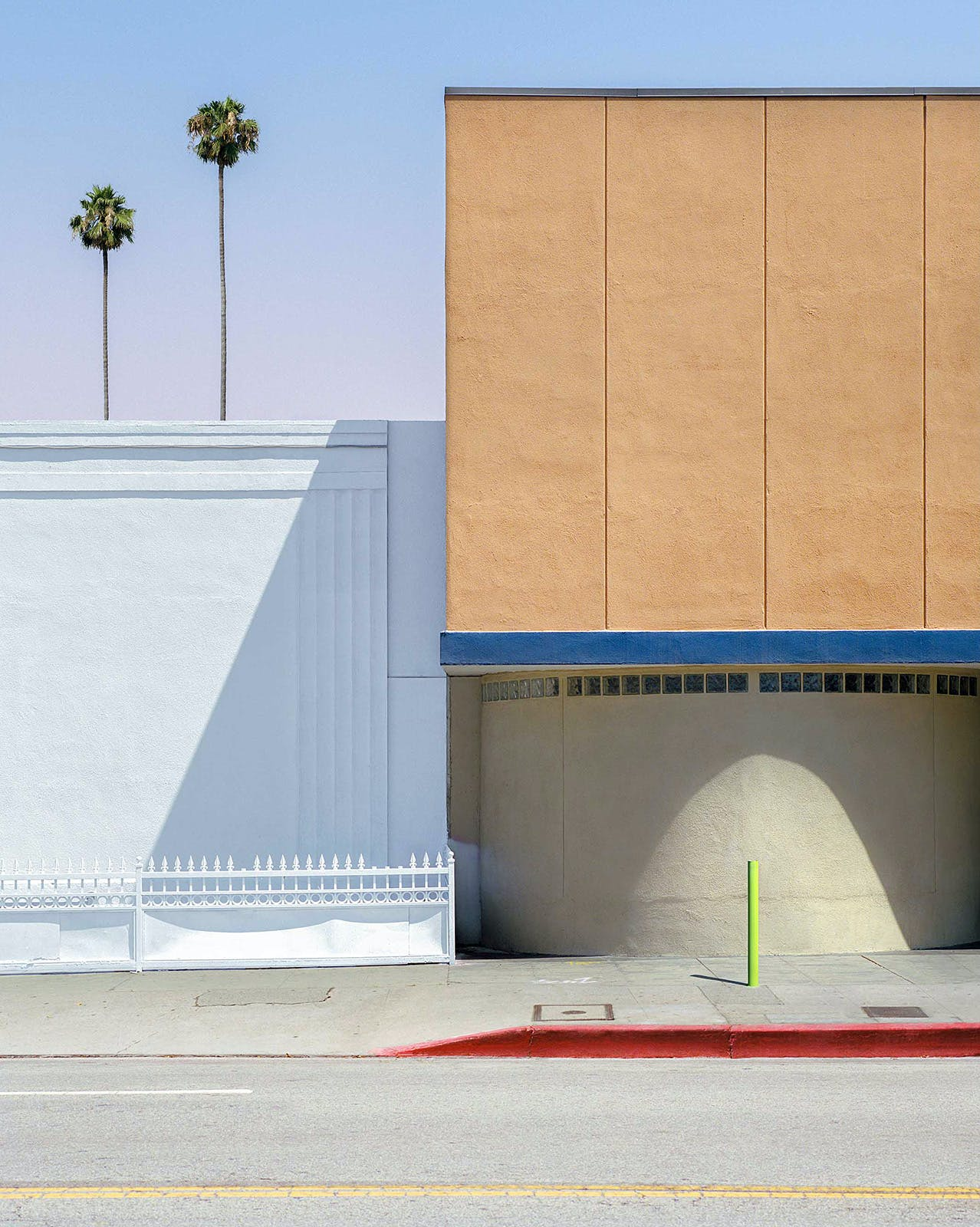 LA-based Photographer George Byrne Captures The City's