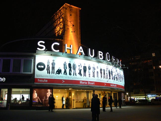 Schaubühne. Image source: snipview.com