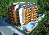"Complex Of Holiday Apartments ""ORANGE Residence"""