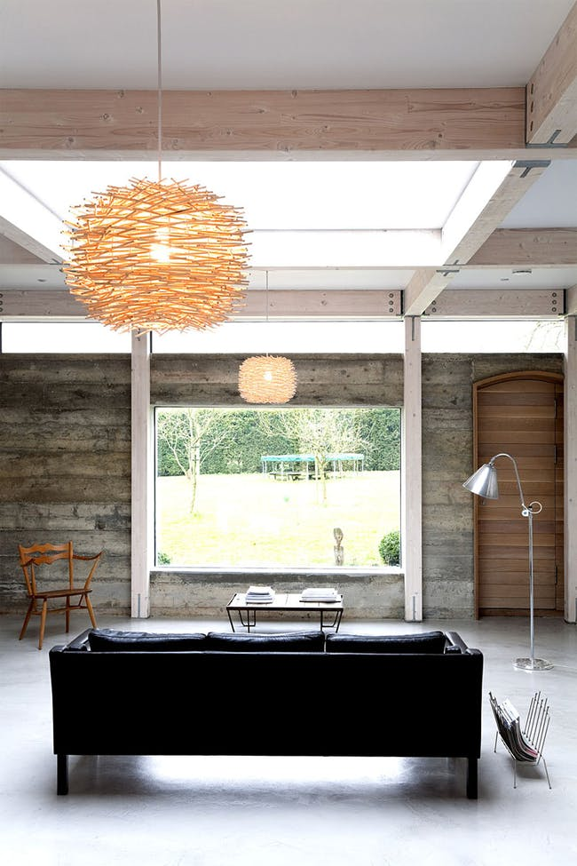 The Old Vicarage in Rendham, Suffolk, UK by Studio RHE