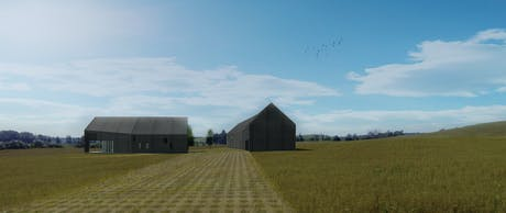 Ancramdale Residence and Barn