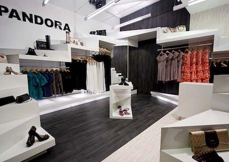 Pandora Store - Razan Architects - Tehran, IRAN