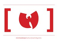 Wutang Brand - Pop-Up Shop Sign