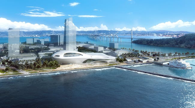 Treasure Island design by MAD. Image: Lucas Museum of Narrative Art