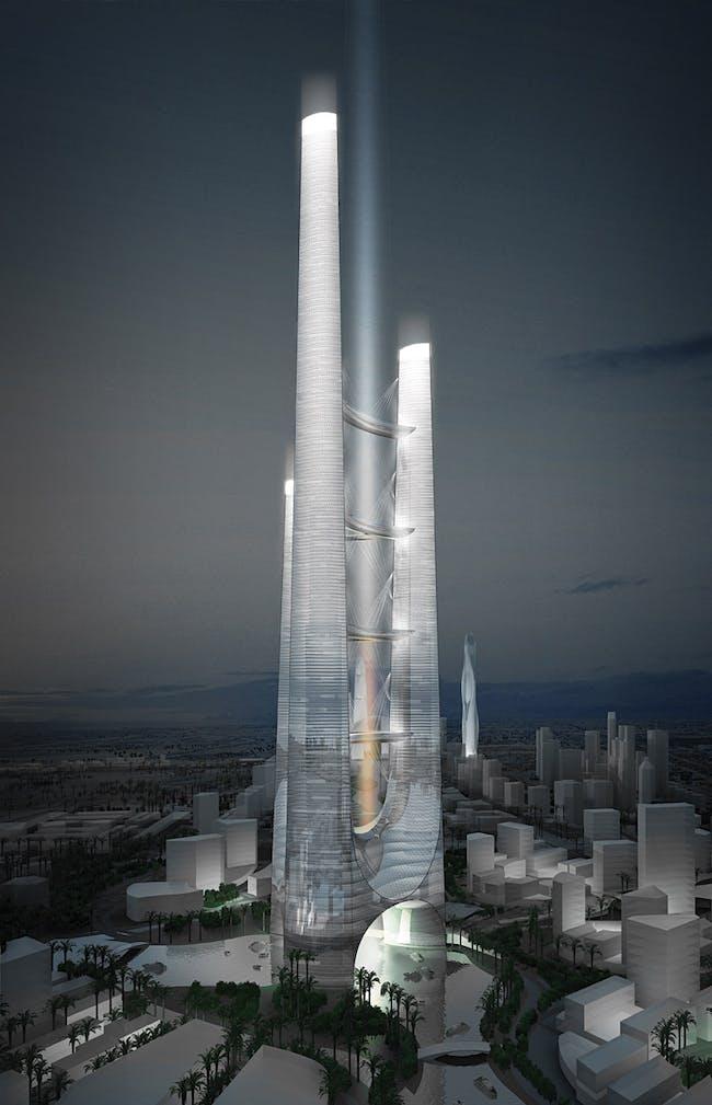 1 Dubai © AS+GG
