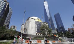 Calatrava-designed Greek Orthodox church at World Trade Center site runs into funding issues, halts construction