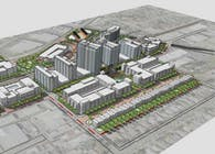 Santa Ana Train Station Depot Area Conceptual Design