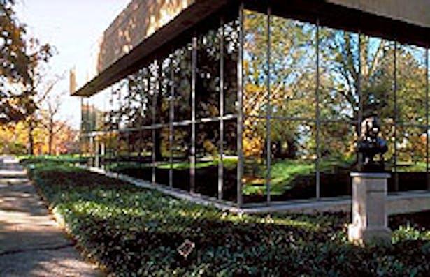Lehman Building Siesmic retrofit