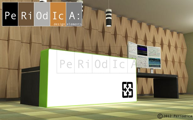 Reception Desk/Electronic Concierge