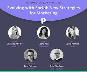 Evolving with Social: New Strategies for Marketing