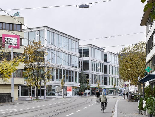 Yond by SLIK Architekten. Photo: Seraina Wirz.