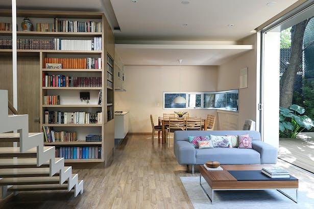Living room / Casa Nirau