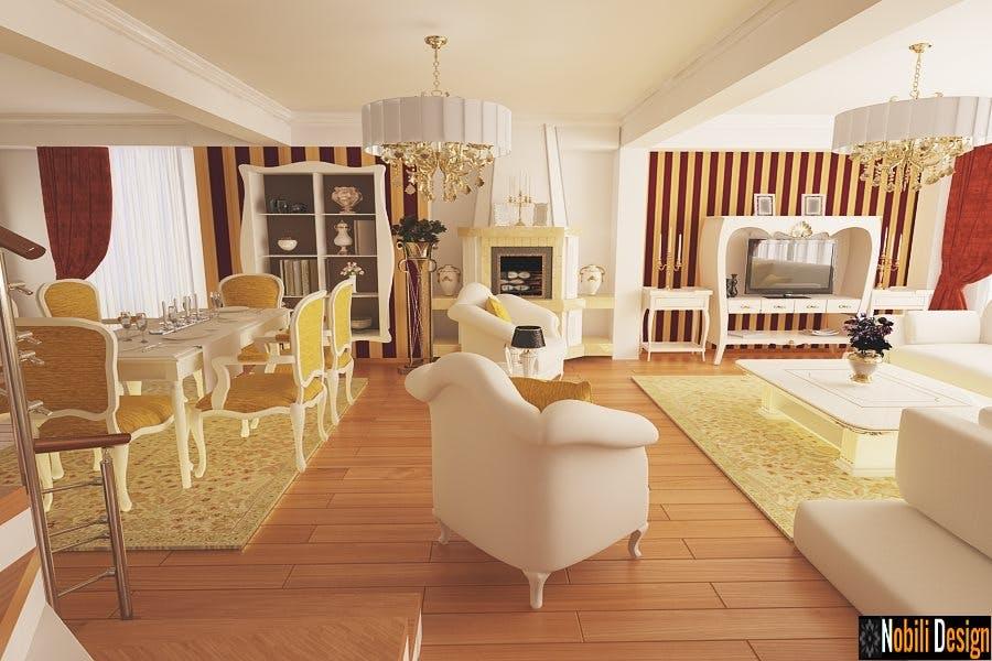 Modern classic interior design houses | Nobili Interior Design ...