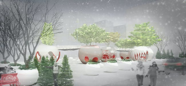 Winter rendering