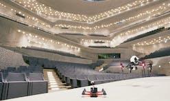 Take a flight through Herzog & de Meuron's Elbphilharmonie, in classical or metal speed