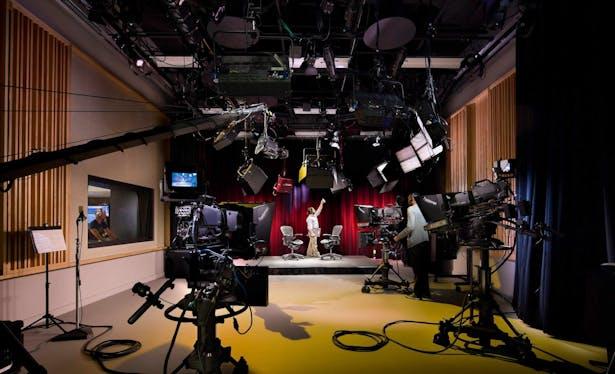 5 of 6/ Recording Studio
