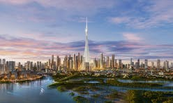 Calatrava's megatall Dubai Creek Tower completes design development