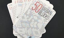 "Win a set of ""50 Urban Blocks"" designing flash cards!"