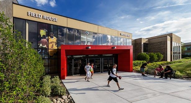 Waubonsee Community College Field House / Cordogan Clark & Associates Architects